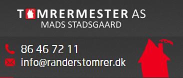 Mads Stadsgaard - skal vi lave dit næste tæmrerarbejde
